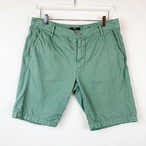 7 For All Mankind Men's Chino Shorts
